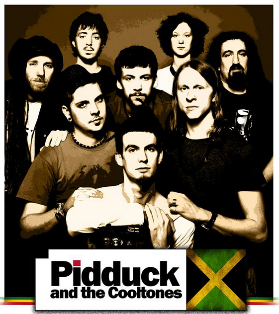 Pidduck and The CoolTones